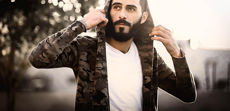 Conseguir una barba más tupida pasa por cuidarse y llevar un estilo de vida saludable