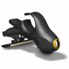 Con el modelo HeadBlade MOTO Midnight tendrás un apurado rápido, cómodo y eficaz en una sola pasada.